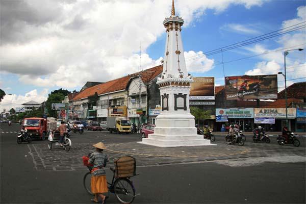 Sejarah Kota Daerah Istimewa Yogyakarta