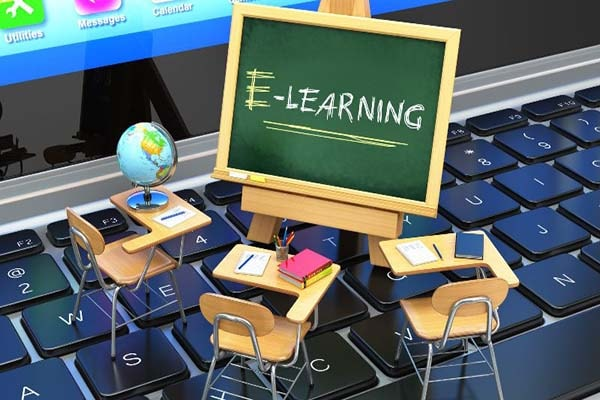 model pembelajaran e-learning proses belajar