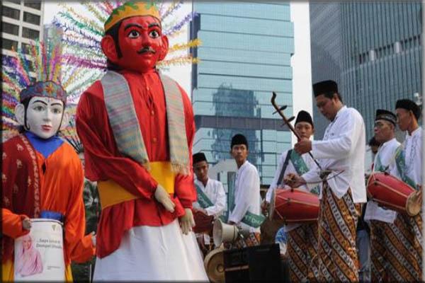 Suku Betawi DKI Jakarta
