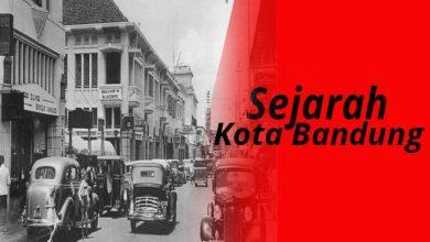 Photo of Sejarah Kota Bandung Salah Satu Kota Terbaik Indonesia