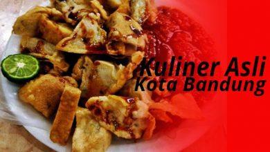 Photo of Menikmati 5 Kuliner Asli Bandung yang Patut Dicoba