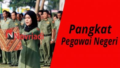Photo of Daftar Tingkat Posisi Pangkat PNS indonesia