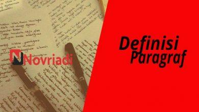 Photo of Definisi paragraf: fungsi, karakteristik, dan jenis paragraf
