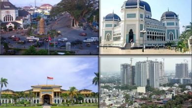 Photo of Sejarah Kota Medan, Kota ke-3 Populasi Penduduk Terbesar