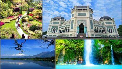 Photo of 5 Wisata Kota Medan yang Wajib Dikunjungi