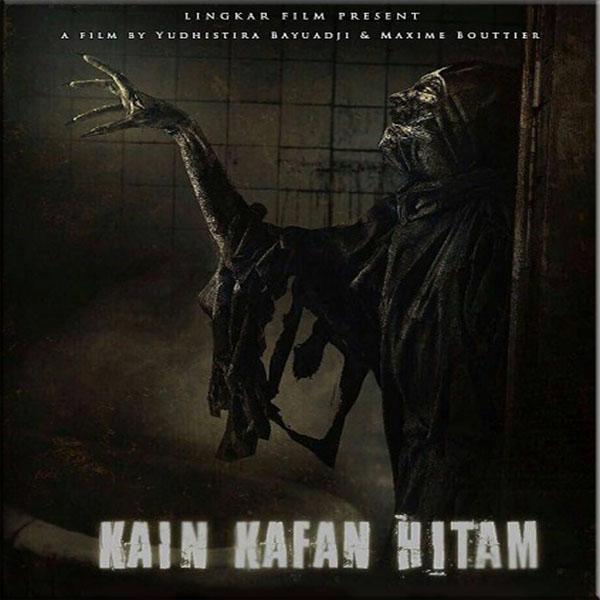 film horor kain kafan hitam