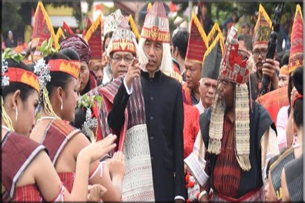Suku Batak Sumatera Utara