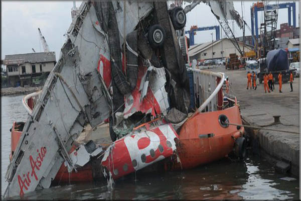 Airbus A320-200 Kecelakaan Airasia