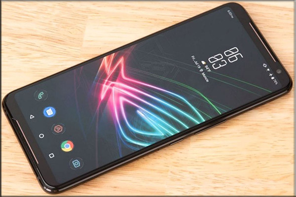 Asus ROG Phone II, Berbekal Layar Terbaik di Dunia