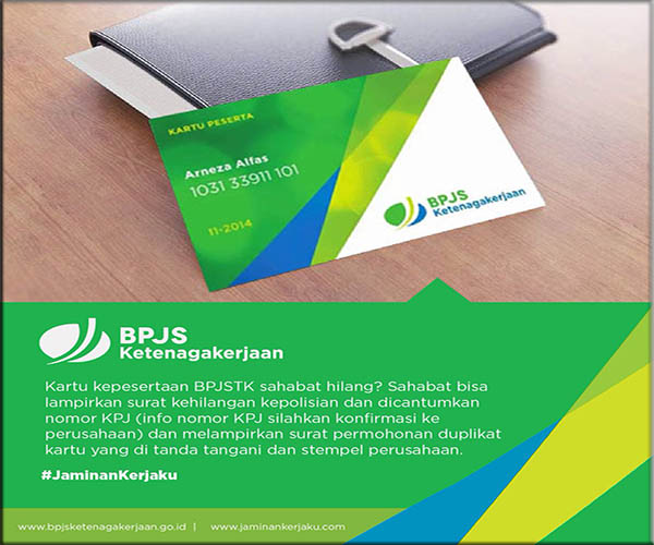 Jenis program BPJS ketenagakerjaan
