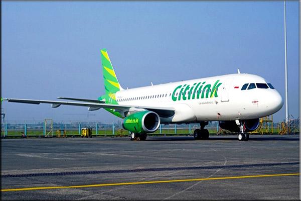 Boeing 737 30 Citilink Indonesia