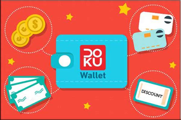 Layanan pembayaran dompet DOKU