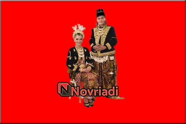 Kebaya, pakaian tradisional dari provinsi Jawa Tengah