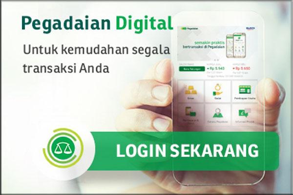 Pegadaian Digital Terbaru