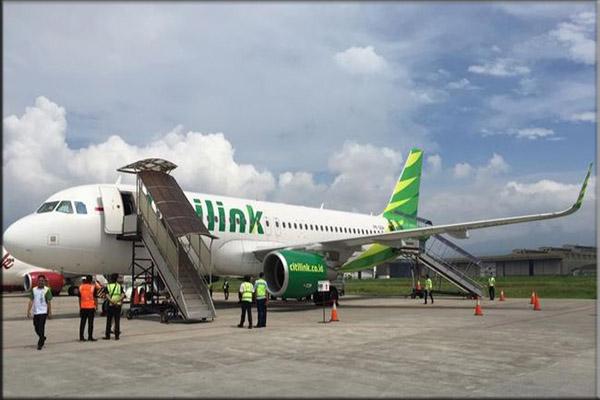 Pesawat Citilink Indonesia