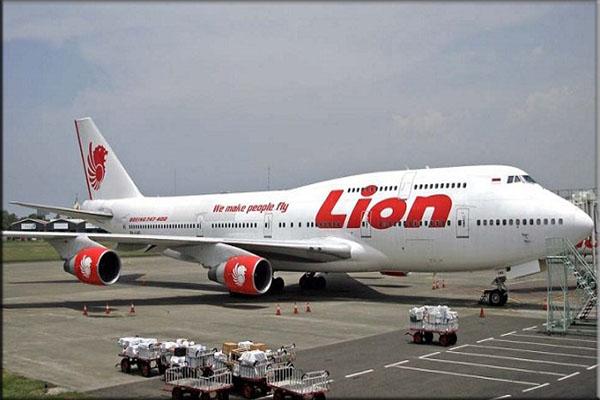 Perjalanan Lion Air