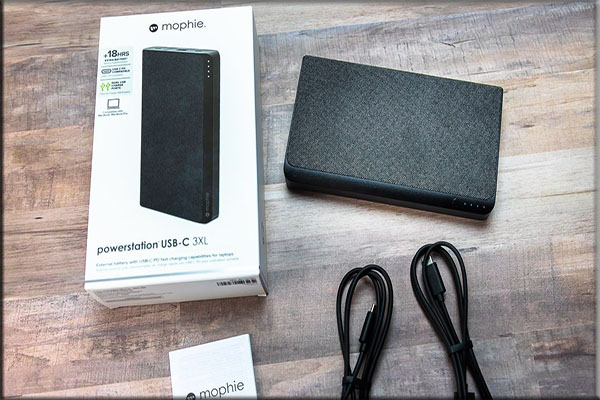 Power Bank Merk Mophie Powerstation Plus XL
