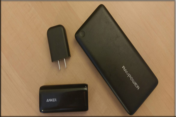 Power Bank Tipe RAVPower