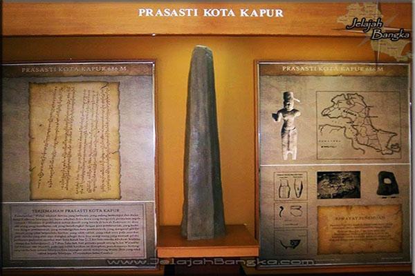 Prasasti Kapur