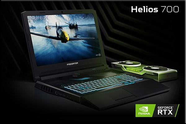 Predator Helios 700 Acer