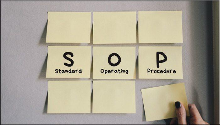 prinsip SOP