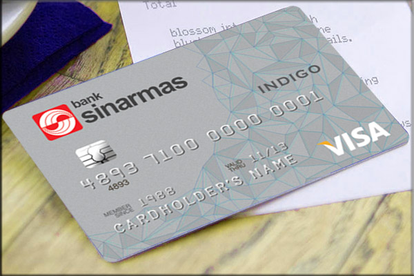 Sinarmas cash back platinum visa
