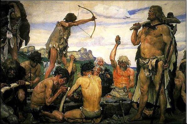 Contoh dari hasil budaya Soloensis