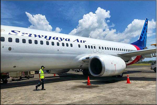 Pesawat Sriwijaya