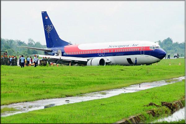 Kecelakaan Pesawat Sriwijaya