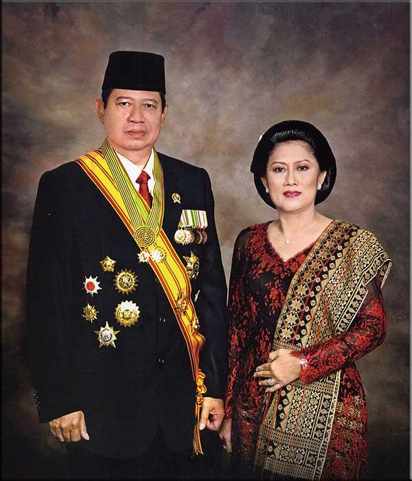 Biografi Prof. Dr. H. Susilo Bambang Yudhoyono (SBY) Lengkap
