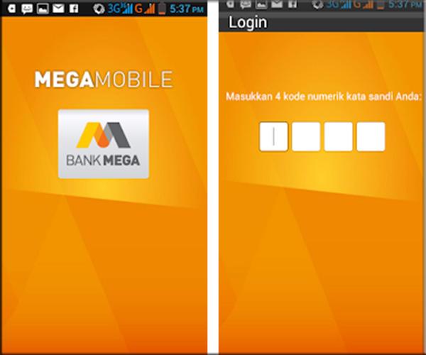 Mega otp activation (single password)