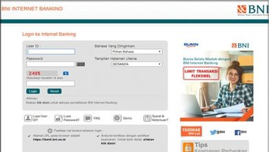 Photo of Cara Mendaftar Internet Banking BNI