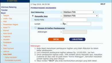 Photo of Cara Mendaftar Internet Banking Bank Mandiri