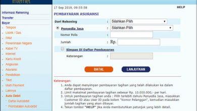 Photo of Cara Mendaftar Internet Banking Bank Mandiri