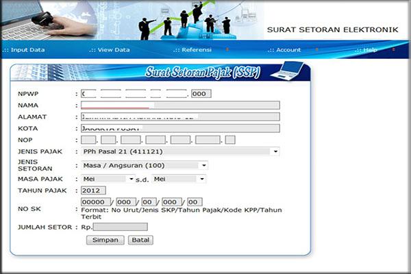 E-Billing Cara Bayar Pajak Online Praktis