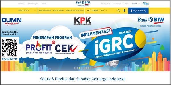 Mendaftar Internet Dan Mobile Banking Bank Tanbungan Negara