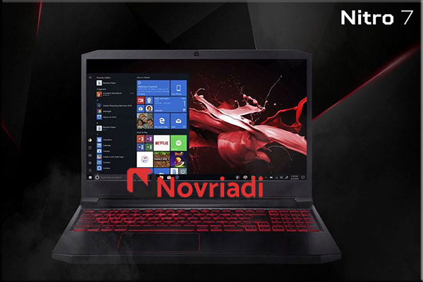 laptop gaming acer tertipis