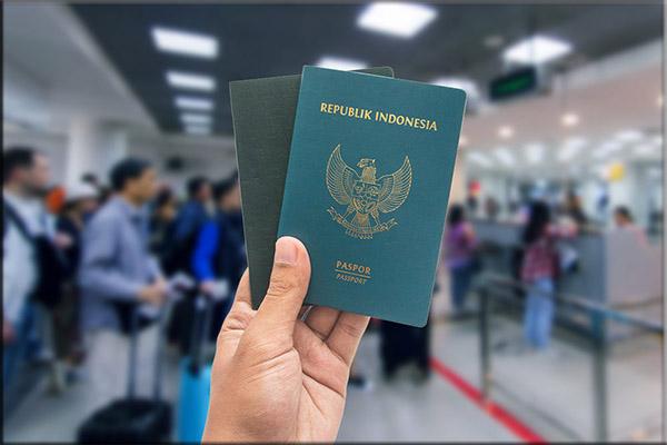 paspor luar negeri