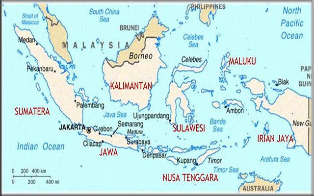 Indonesia Salah Satu Negara Kepulauan Terbesar, Maritim Dan Agraris