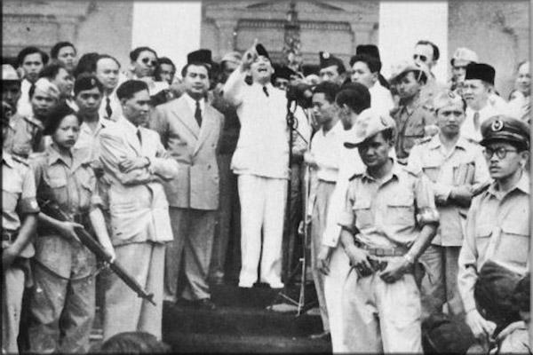 setelah kemerdekaan indonesia