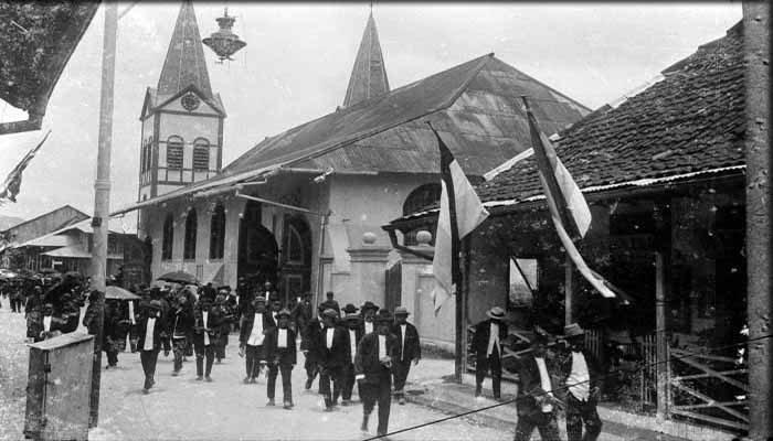Sejarah Berdirinya Kota Ambon - Kota Manise