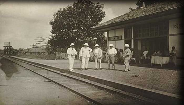 Sejarah Berdirinya Kota Palembang - Bumi Sriwijaya