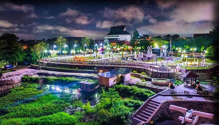 Tempat Wisata Kota Palangkaraya