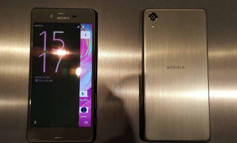 Sony Xperia X - Spesifikasi Dengan Dukungan Resolusi 1080p