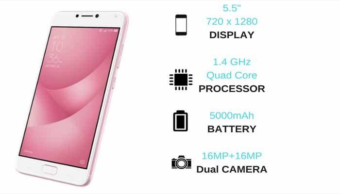 Asus zenfone 4 Max Pro: Smartphone Dengan Kamera Terbaik