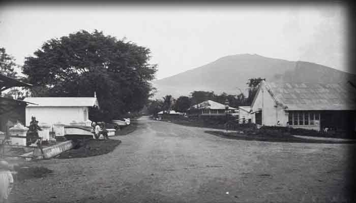 Sejarah Berdirinya Kota Padang - Kota Tercinta