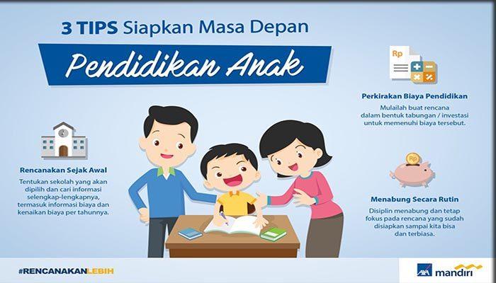 Asuransi Pendidikan Mandiri