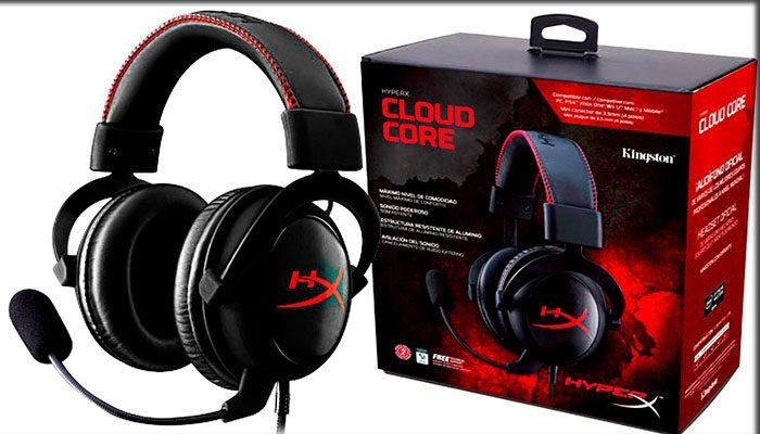 HyperX Cloud Core Gaming Headset