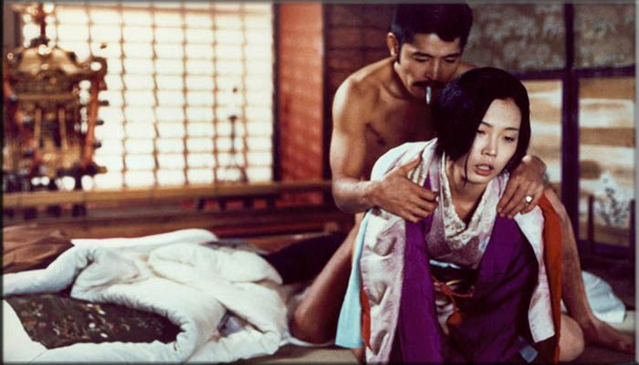 In the Realm of the Senses Film Semi Jepang