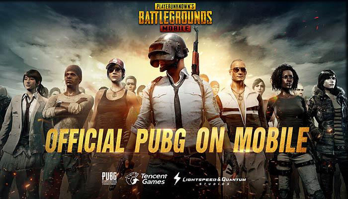 PUBG (PlayerUnknown's Battlegrounds) Mobile